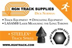 Rgn Track Supplies